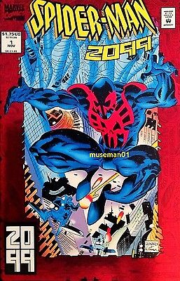 1992 SPIDER-MAN 2099 #1 ~ Collector 1st Issue ~ Red Foil Cover ~ NM+ ~  @LOOK@