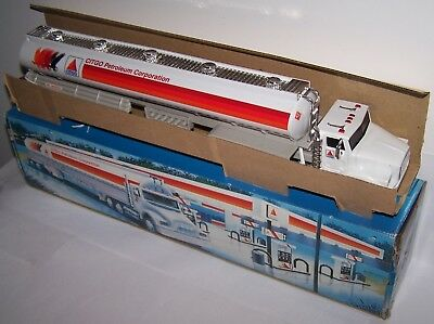 1996 Citgo Toy Tanker  First In A Series Mib