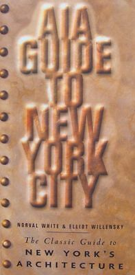 LIVRE/BOOK/BUCH/BOEK : GUIDE ARCHITECTURE NEW YORK CITY -  1056 pages