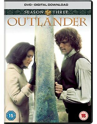 Outlander: Season 3 (with Digital HD UltraViolet Copy) [DVD]
