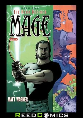 MAGE BOOK 2 HERO DEFINED VOLUME 3 GRAPHIC NOVEL Collects Hero Defined #1-8