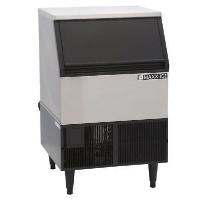 Legacy Maxx Ice Mim250 250 Lb Self-Contained Ice Machine - Local Pickup Only