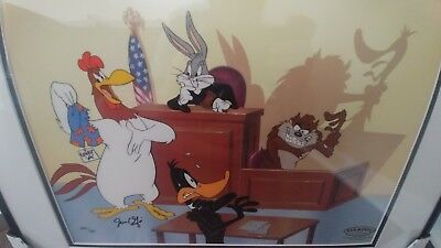 looney tunes art cel HC#1/20