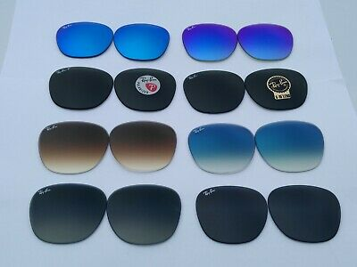 New RayBan Replacement lens RB3016 /RB2176/ RB3507/ RB3716  / RB3816 Clubmaster