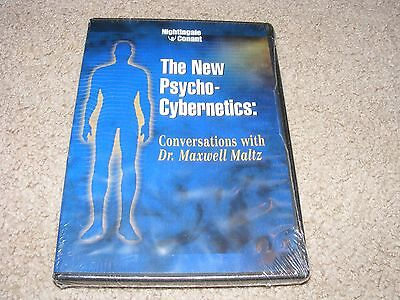 The new psycho cybernetics conversations with dr maxwell maltz the new psycho cybernetics conversations with dr maxwell maltz dvd malvernweather Choice Image
