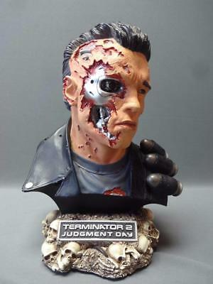 Sideshow Terminator 2 Judgement Day T-800 Legendary Scale Bust 041/500 Low#