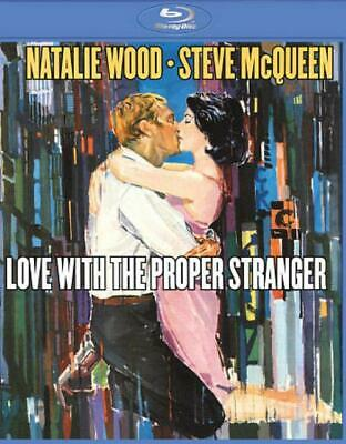 Love With The Proper Stranger New Blu-Ray Disc