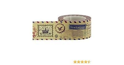Little B postage wide washi tape - 102167