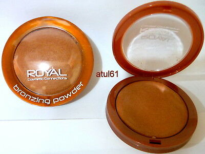 Royal Cosmetic Connections Bronzing Compact Pressed Powder New