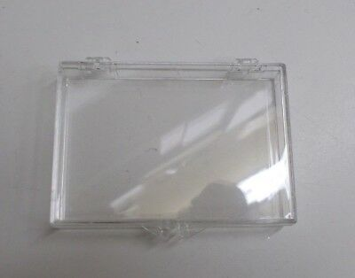 Kw-605 144 Clear Small Plastic Display Boxes 3 X 2 X .5 Jewelry Beads Crafts