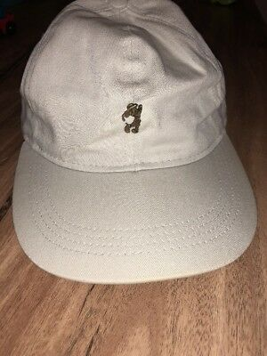 WALT DISNEY WORLD Mickey Mouse Golf Khaki Strapback Hat -  9.49 ... b2df58f0e95