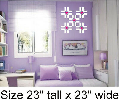 Wall Design Drawing Room, Bed Room Vinyl Sticker Decal Decor  F A C - 1142