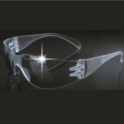 6b0065a267e7 Clear Eye Protective Glasses Windproof Safety Medical Use Lab Safety Goggles