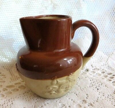 Vintage Bourne Denby  Salt Glaze Jug Traditional English Design