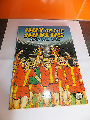 ROY OF THE ROVERS annual 1980, hardback, excellent condition