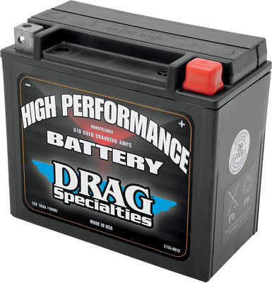 Drag Specialties Performance Battery Ytx20Hl | 2113-0012
