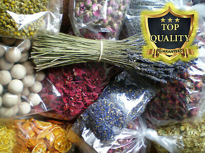 Various Dry Dried Flowers Petals - 49+ Types! Tea Craft Confetti - Buy 2,10% OFF