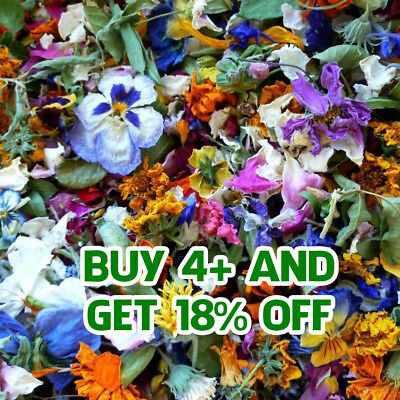 Dry Dried Flowers Variation -  Wedding Confetti Dried Petals Buy 4 = 18% OFF