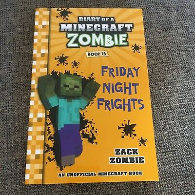 New, Diary Of A Minecraft Zombie. Book 13. Friday Night Frights 9781742768649