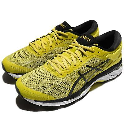 cc1edaa32a2 ASICS GEL-KAYANO 24 [T749N-4590] Men Running Shoes Ink Blue/Black ...