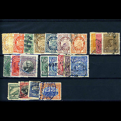 BOLIVIA Selection. 22 Values. Condition Varies. (AM362)