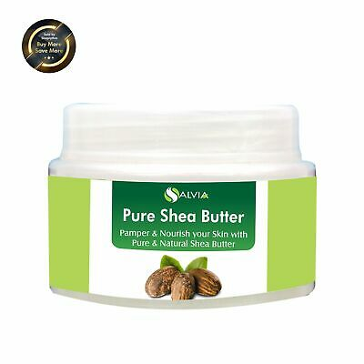 Shea Butter (Vitellaria Paradoxa) 100% Pure & Natural
