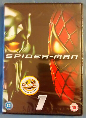 Spider-Man (DVD, 2012) - New and Sealed