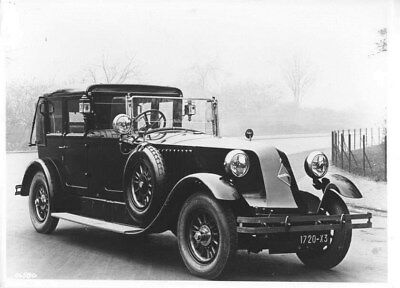 1926 Renault ORIGINAL Factory Photo oua2000