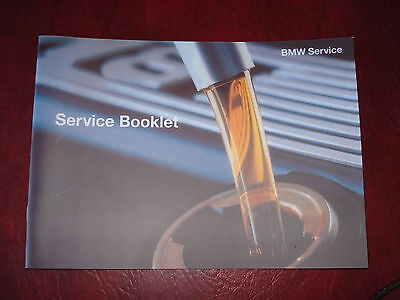 bmw service book all models , petrol and diesel brand new not duplicate cheap...