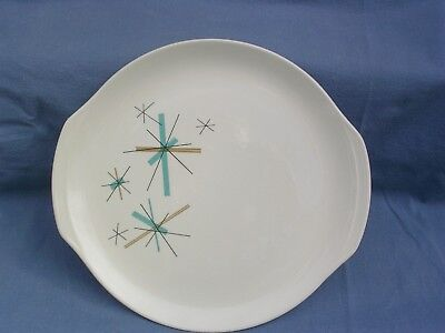 Mid Century North Star by Salem #64 Cake Plate / Platter