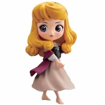 Banpresto Q Posket - Disney Sleeping Beauty - Briar Rose Aurora Figure Ver. A