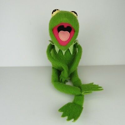 1976 Fisher Price Vintage Kermit the Frog - Jim Henson Muppets