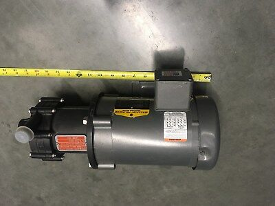 New Warrender promag magnetic drive centrifugal pump  3/4hp 3ph M6.0H1APTT31