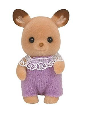 Figure Sylvanian Families DEER BABY Epoch Calico Critters MA