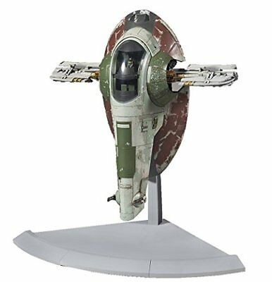 Model_kits Bandai Hobby Star Wars 1/144 Slave I Building Kit MA