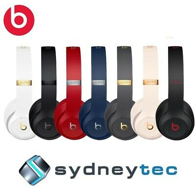 New Beats by Dre Studio3 Wireless Over-Ear Headphones | All Colours | AU Stock