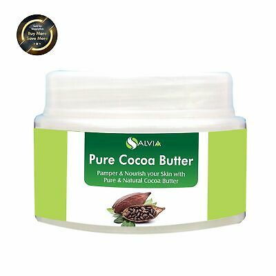 Cocoa Butter (Theobroma Cacao) 100% Pure & Natural