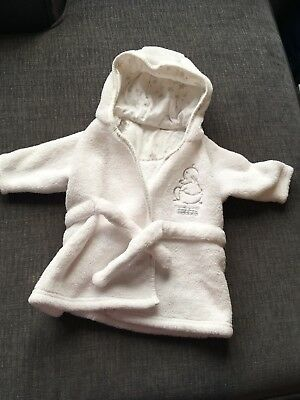 Unisex Humphreys Corner Dressing Gown X-small Ags 0-3 Months