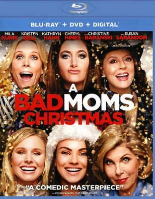 Bad Moms Christmas New Blu-Ray/dvd