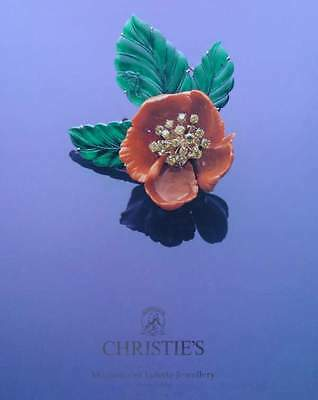 Christie's - Magnificent Jadeite Jewellery > livre,book,buch,boek,libro