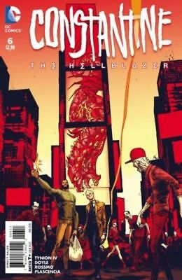 Dc Comics Constantine The Hellblazer #6 First Print
