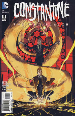 Dc Comics Constantine The Hellblazer #8 First Print