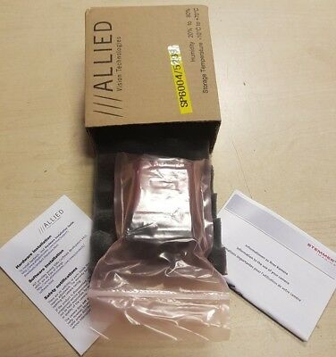 Allied Vision Stingray F201B ASG Digital Camera E0010007 1/1.8 Firewire F-201B