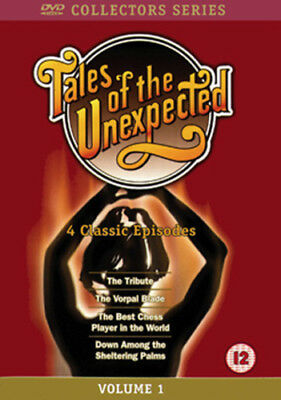 Tales of the Unexpected: Volume 1 - 4 Classic Episodes DVD