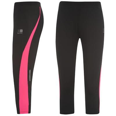 Karrimor Run Capri Tights Girls 7-8