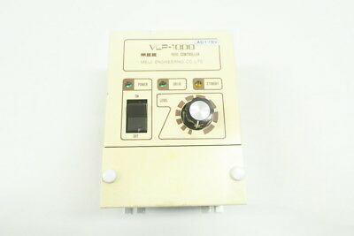 Meiji Engineering VLP-1000 Feed Controller 115v-ac