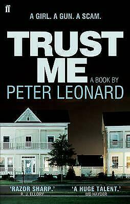 Trust Me by Peter A. Leonard (Paperback) New Book