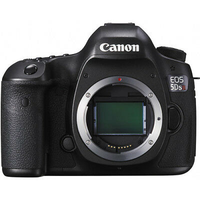 Canon EOS 5DS R DSLR Camera (Body Only) #0582C002