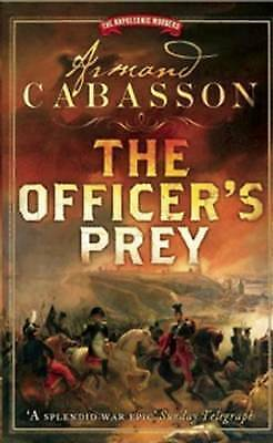 The Officer's Prey by Armand Cabasson (Paperback) New Book