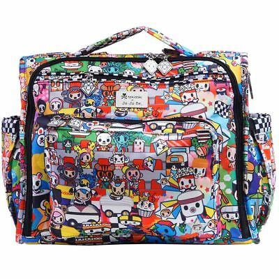 NEW Ju-Ju-Be X Tokidoki Sushi Cars B.F.F. Diaper Bag - SALE